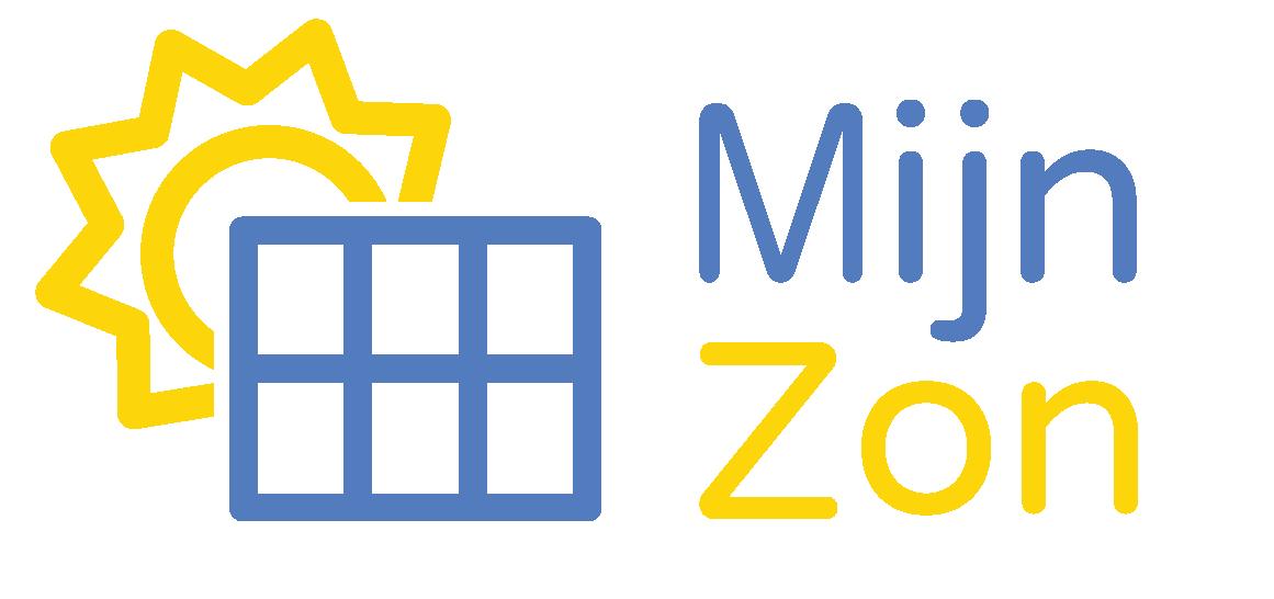 Mijnzon.be | Uw partner voor groene energie logo